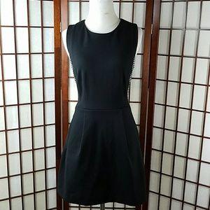MADEWELL Sleeveless 2 pockets Fit & Flare Dress